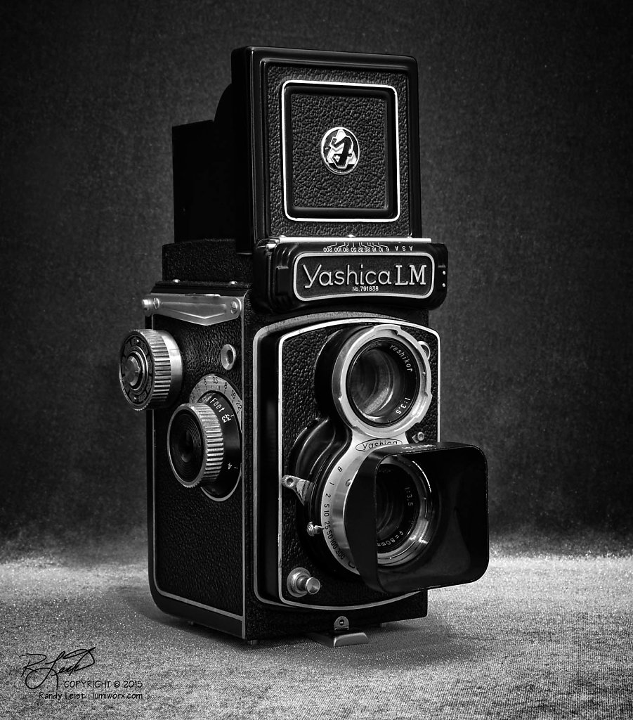 1957 Yashica LM TLR