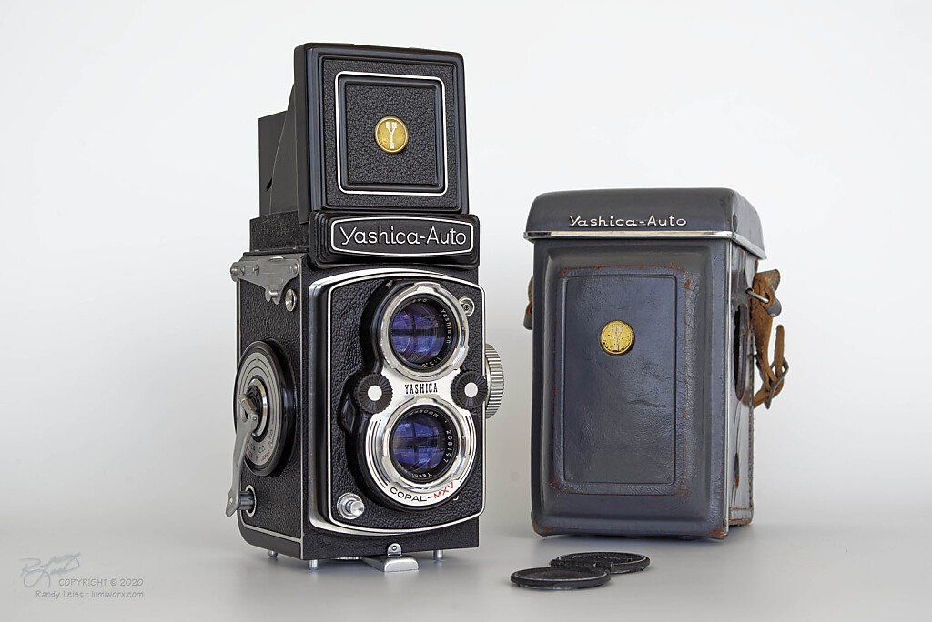 Yashica Auto TLR